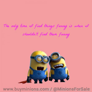 Minions Wednesday Quotes