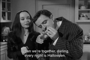 The Addams Family, true love