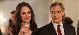 Madeleine Stowe And Henry...
