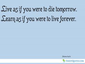 Harmony Quote by Mahatma Gandhi