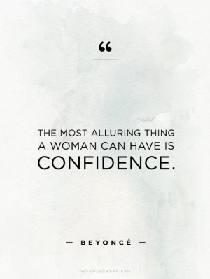 Women, Woman, Styles Secret, 29 Amazing, Confidence Is Sexy Quotes ...