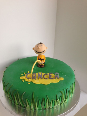 Last Day of Cancer Radiation Treatment Cake. Loooove this idea for my ...