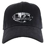 Humanist John F. Kennedy Black Cap