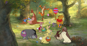 With Easter just a few weeks away, the characters from Hundred Acre ...