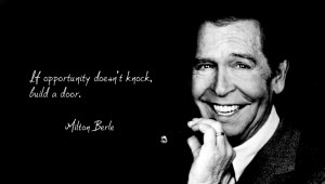Quotes by Milton Berle