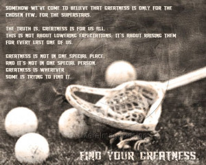 Girls Lacrosse Quotes Motivational
