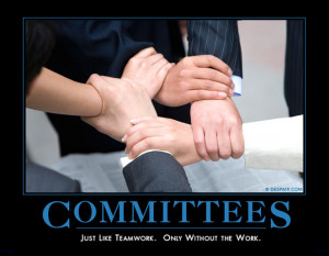 Committees....BIMmittees - Can you commit to not omit?