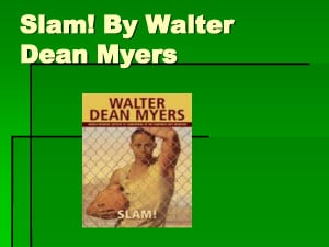 in the story slam by walter dean myers is ducky a flat or round character