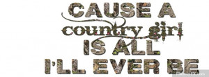Country Girl Sayings 60 Facebook Cover
