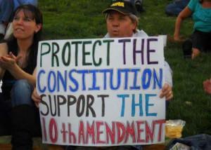 10th Amendment Examples