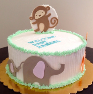 Quotes For Baby Shower Cakes