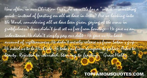 Top Quotes About Christian Inheritance