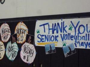 ... Senior Years, Volleyball Senior Night Gifts, Center Volleyball, Night