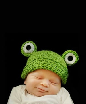 Cute frog-someone teach me how to do this!!!