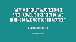 funny freedom of speech quotes