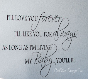 Displaying 20> Images For - I Love You Forever Book...