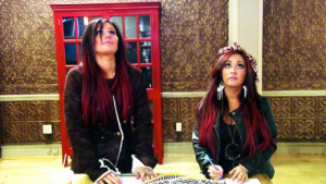 Thread: Snooki & Jwoww RECAP: Top 10 Quotes from Snooki & Jwoww
