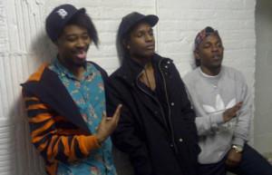 Kendrick Lamar Asap Rocky Danny Brown Danny brown a ap rocky