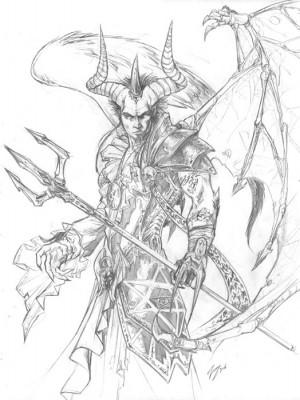 Devil Angel Airold