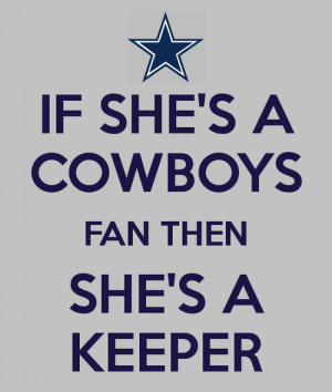 ... tags for this image include: cowboys, Dallas, fan, girls and keeper