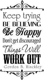 The Lord, Gordon B Hinckley, Inspiration, Little Girls Room, Quotes ...