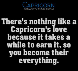 Home Quotes Capricorn Love Quotes