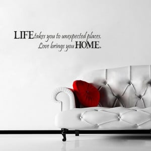 Categories > Ungrouped > Quote Vinyl Life Take You to Unexpected ...
