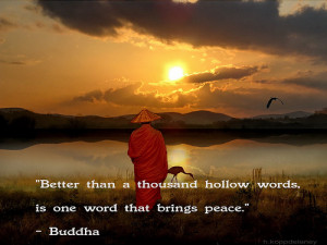 quote+peace+108+Buddha+Quotes+by+H.koppdelaney+Flickr+8035334678 ...