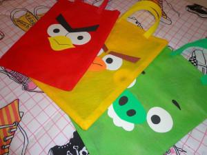 Angry Birds Guloseimas