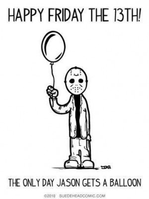 bitsandpieces.usHappy Friday the 13th