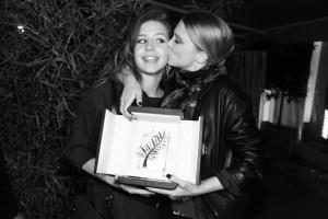 de Cannes 66ème Festival Cloture Léa Seydoux et Adèle Exarchopoulos ...