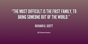 difficult family relationship quotes