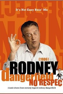 Rodney Dangerfield: It's Not Easy Bein' Me (1986) Poster