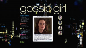 Verwandte Suchanfragen zu Gossip girl season 4 quotes narrator
