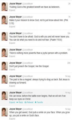 Joyce Meyer - screenshot