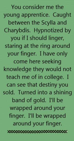 Finger Love Quotes Your finger - song lyrics,