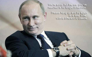 to Putin Does Donuts On The White House Lawn… Pens Op-Ed To American ...