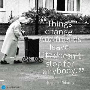 Stephen Chbosky inspirational #quote