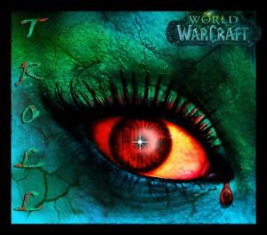 Troll,eye,world of warcraft,horde