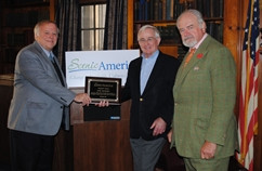Senator Lamar Alexander of Tennessee received Scenic America's ...