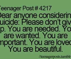 suicide quotes - Google Search