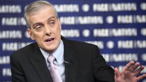 ... : Major Garrett interviews White House Chief of Staff Denis McDonough