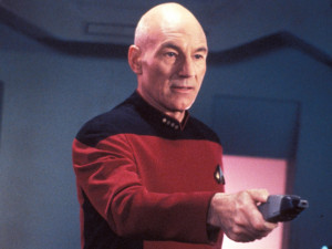 Star Trek-The Next Generation Jean-Luc Picard