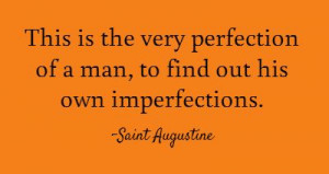 quote by Saint Augustine that I like.