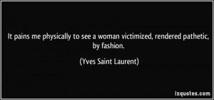 Pathetic Women Quotes