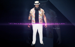 WWE Money In The Bank 2014 - Bray Wyatt by JusttJaa