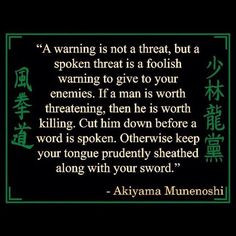 quote samurai zen more life stuff samurai warriors quotes samurai zen ...