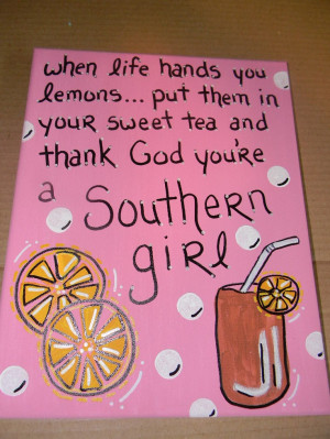 GRITS = Girls Raised in the South! Virginia is the South