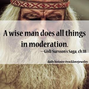 Viking Saga quote: