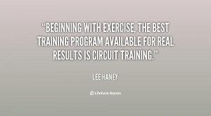Lee Haney Quotes